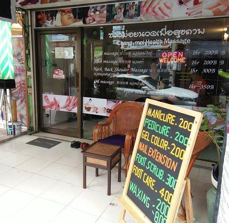 Chang Moi Massage