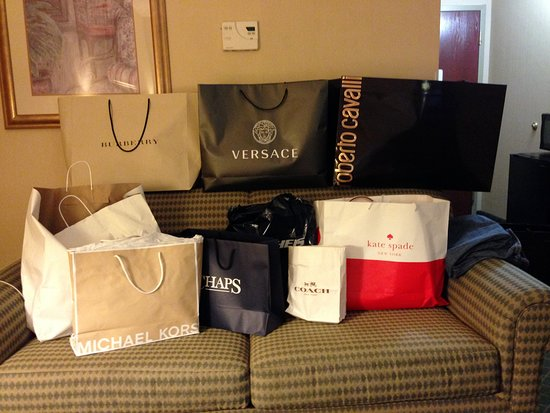 Chester, Nowy Jork: Shopping Spree at Woodbury Common