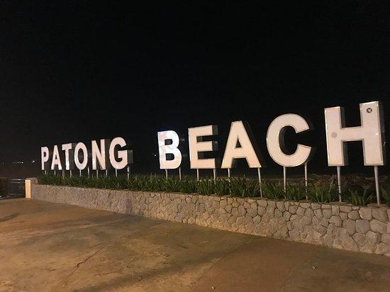 Baan Rim Pa Patong: 2 min walk from the restaurant