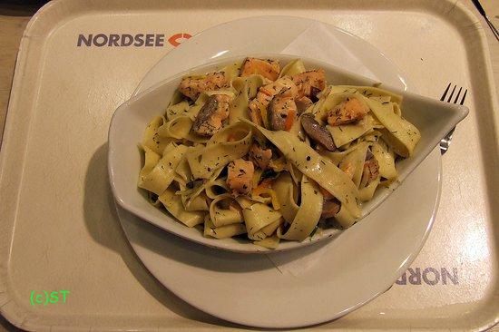 Nordsee : Seafood Spaghetti