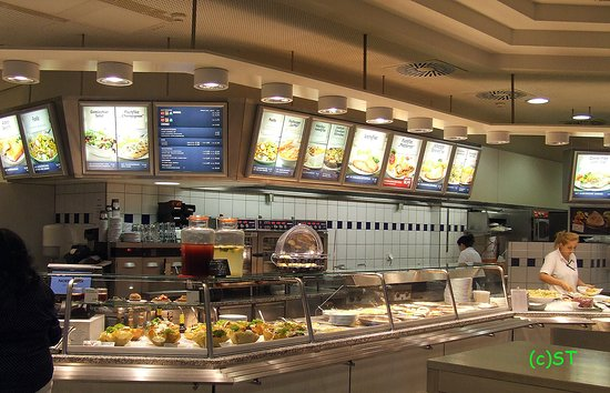Nordsee : food display