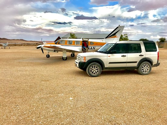 Walvis Bay, Namibia: Luxury travel, Seriem Namibia