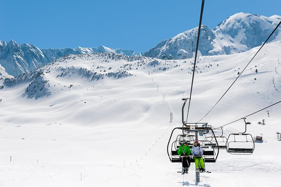 Alpe du Grand-Serre, ฝรั่งเศส: Domaine skiable entre 1350 et 2200m d'altitude