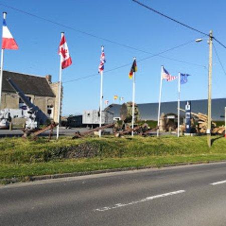 Vierville-sur-Mer, Frankrike: Nouvelle configuration
