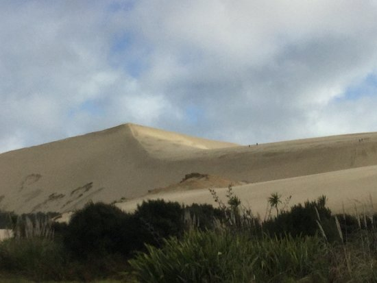 Pukenui, Nowa Zelandia: Te Paki Sand Dunes