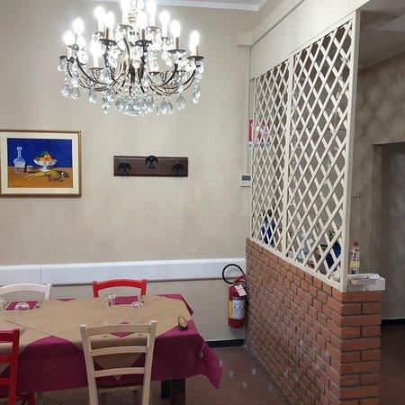 Castel Guelfo di Bologna, Italie: Trattoria Pizzeria Via Larga