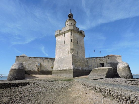 Bourcefranc-le-Chapus, France : fort