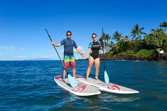 Makena, HI: Paddle on Maui