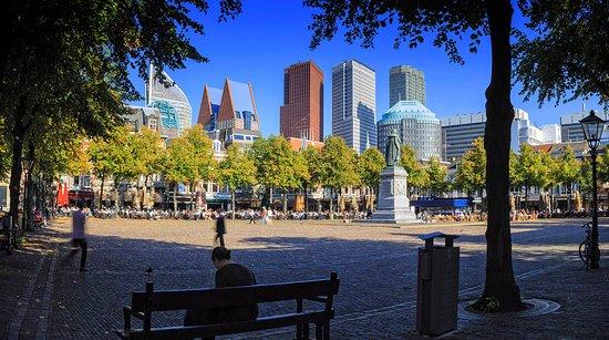 La Haye, Pays-Bas : Skyline The Hague