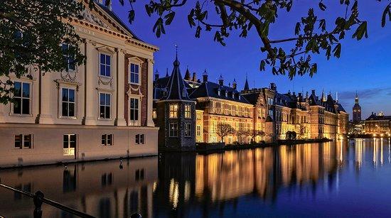 La Haye, Pays-Bas : Hofvijfer The Hague
