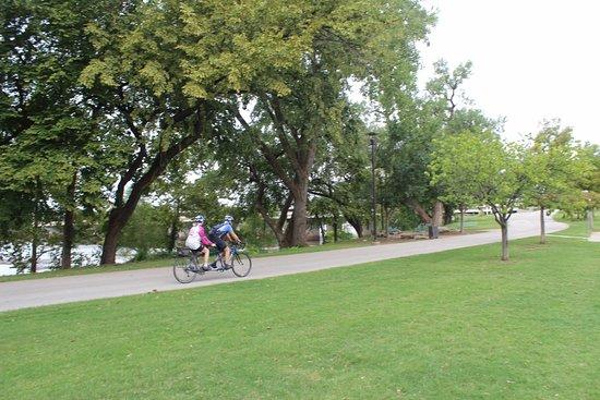 River Parks, Tulsa, OK, Sep 2018