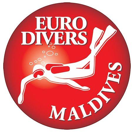 Sydlige Malé-atol: Euro-Divers Logo