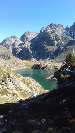 Chamrousse, ฝรั่งเศส: laghi