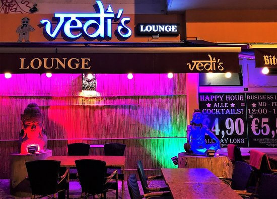 love kush cocktail - Picture of Vedis Indian Restaurant