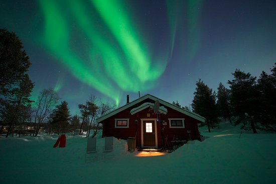 Kaamanen, Finlândia: Guesthouse Ahku