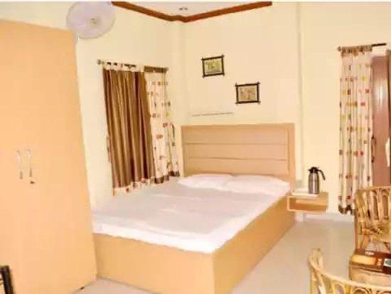 Sundarban, Indien: Hotel Room