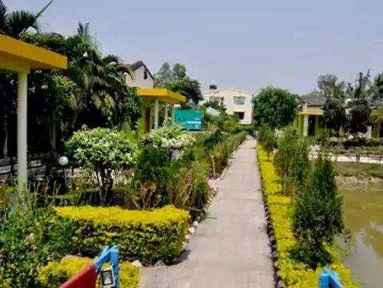 Sundarban, Indien: Our Hotel