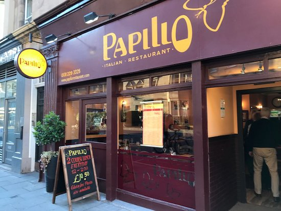 Papilio Restaurant: The Papilio