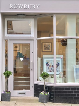 Rowbury Gallery Salcombe