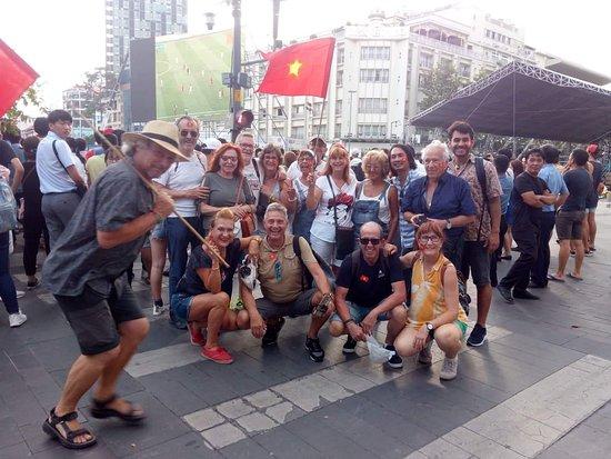 Guia de español en Vietnam