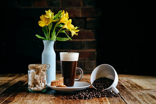 The Nelson Inn: Indulge in a warming coffee
