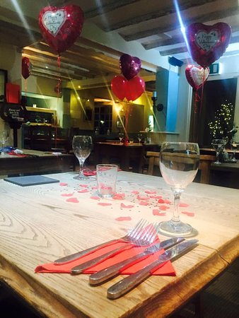 The Nelson Inn: Valentines Day Ready