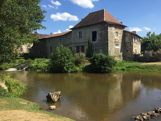 Thiviers, France: St. Jean de Côle