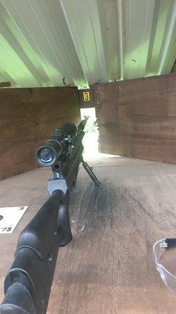 Cradley, UK: Air Rifle