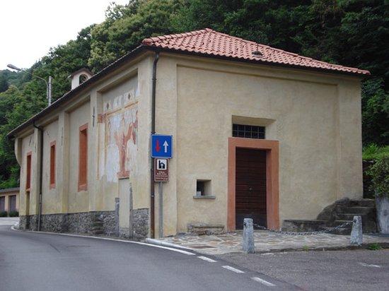 Tronzano Lago Maggiore, Italie : S. Maria dei Disciplinati