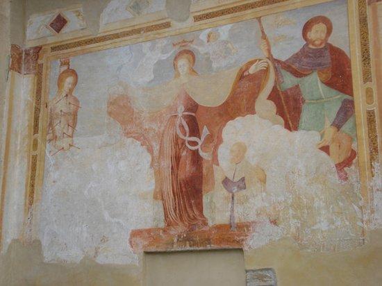 Tronzano Lago Maggiore, Italie: S. Maria dei Disciplinati