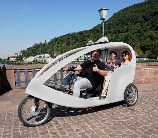 Velotaxi Heidelberg