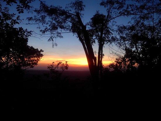 Tholpetty, Ấn Độ: View at morning time