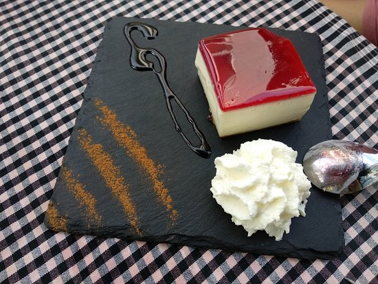 La Guinardera: Cheesecake