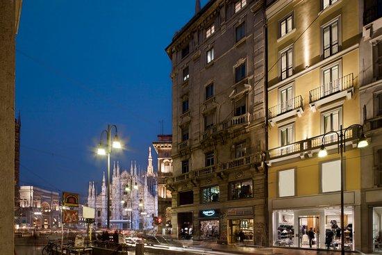 Hubsches Ruhiges Hotel Direkt Am Dom In Mailand Maison Milano