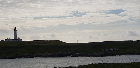 Portnahaven, UK: Rinn of Islay Lighthouse