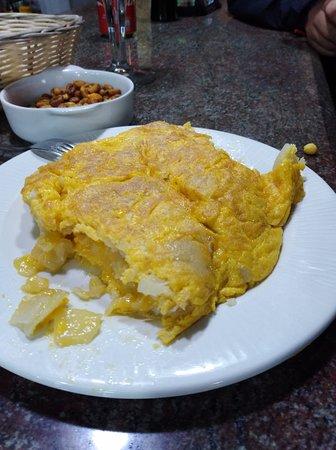 O Pino, Spanien: La mejor tortilla de patatas del mundo
