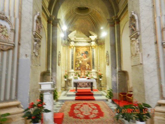Chiesa di Santa Maria dell'Orazione e Morte