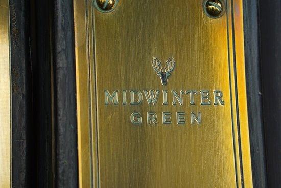 Midwinter Green ภาพถ่าย