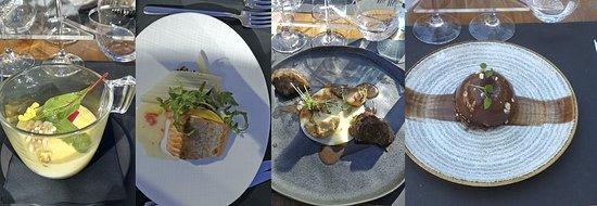 Paris City Tour and Lunch by Luxury Bus: Déjeuner