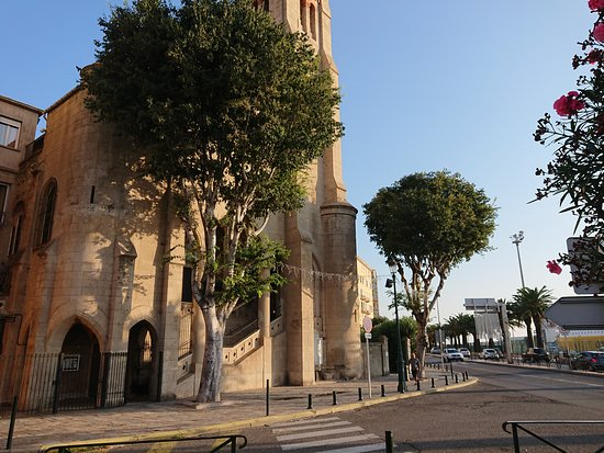 Bastia, Francja: The church