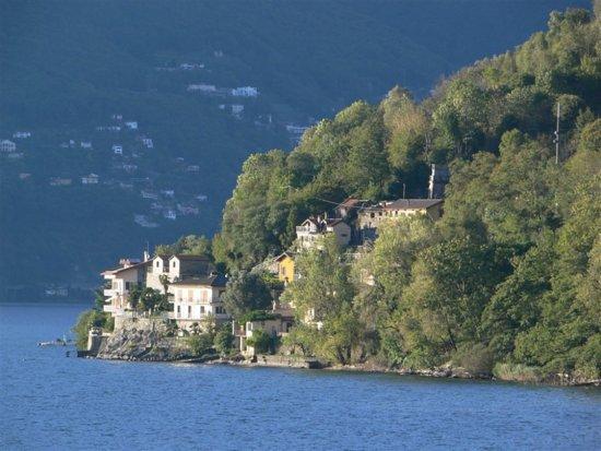 Tronzano Lago Maggiore, Italie : Ronco Scigolino