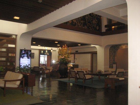Kurashiki Kokusai Hotel: Hall d'accueil