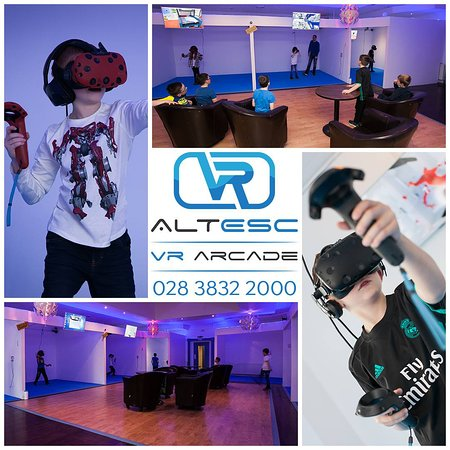 Craigavon, UK: ALTESC VR