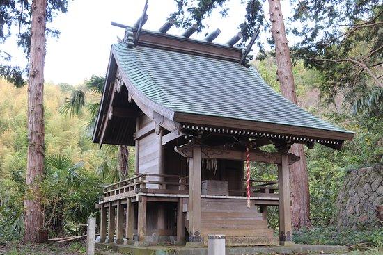 Fujieda, Japan: 佐護神社
