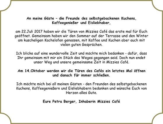 Landsberg, Alemanha: Wir schließen.