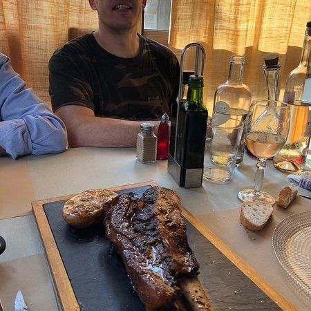 Mieres, Ισπανία: Restaurant La Garrotxa