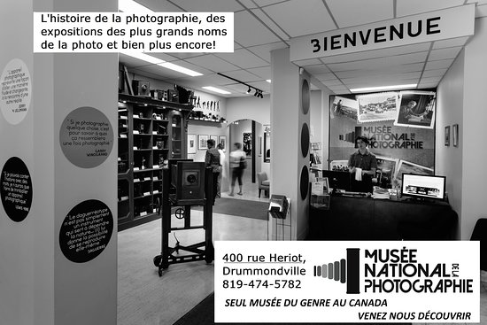 Musée National de la Photographie - National Museum of Photography