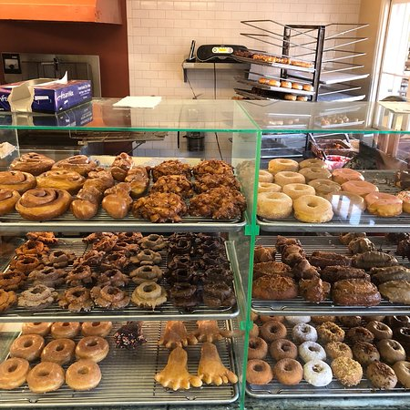 Larkspur, Californien: Donut Alley
