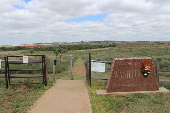Washita Battlefield National Historic Site, Cheyenne, OK, Sep 2018