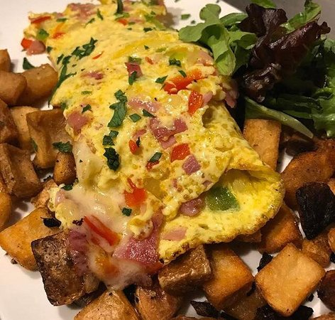 Western Omelette Picture Of Federal Taphouse Kitchen